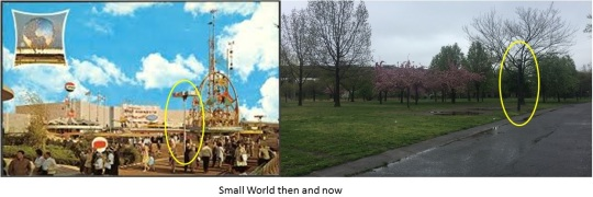 small world then and now