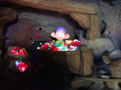 dopey mine train