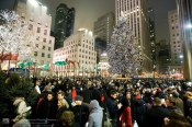 rock center crowd